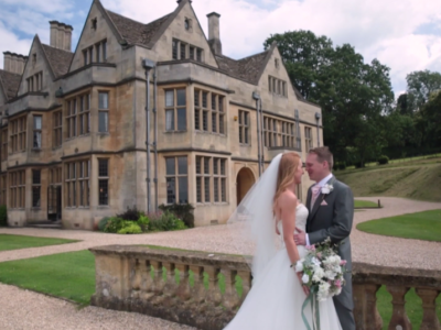 Stefanie & Matt • Coombe Lodge Wedding • Somerset Wedding Videography