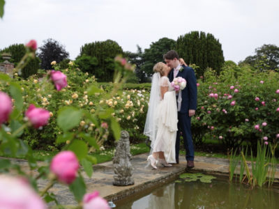 Emily & Ceirnan • Glenham Hall Wedding • Somerset Wedding Videographer