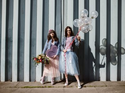 Rock N Roll Wedding • Styled Shoot • Liverpool Wedding • Agnes Black