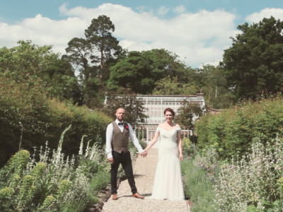 Rachel & Jordan • Wasing Woodland Wedding • Berkshire Wedding Videographer