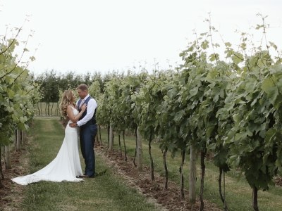 Abbie & Dave • Aldwick Court Wedding • Somerset Wedding Videographer