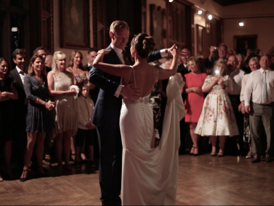 Helen & Graeme • Ashton Court Wedding • Bristol Wedding Videographer