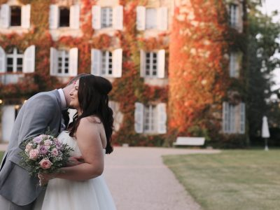 Heather & Brian • Chateau du Ludaix Wedding • France Wedding Videographer