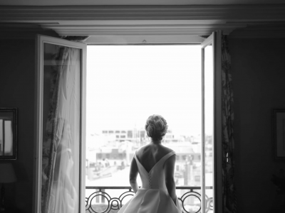 Paris Elopement Videographer • Paris Elopement • Le Bristol Paris