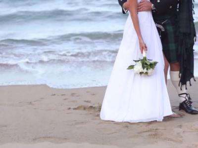 Jen & Brian • Shangri-La Wedding • Oman Wedding Film