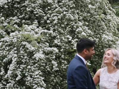 Vicki & Ravi • Fusion Wedding Videography • Indian Irish Wedding