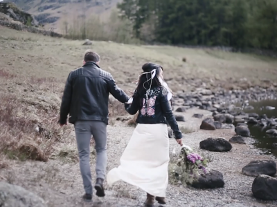 Intimate Lake District Elopement • Elopement Videographer