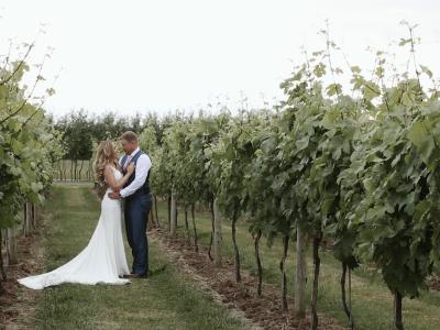 Abbie & Dave • Aldwick Court Wedding • Somerset Wedding Videographer