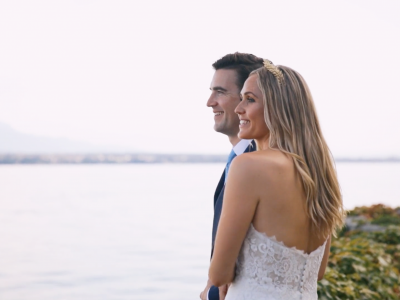 Jen & Fred • Lake Geneva Wedding • Destination Wedding Videographer