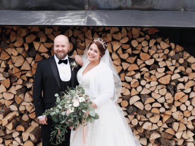 Danielle & Kerry • Stone Barn Wedding • Cotswolds Wedding Videography