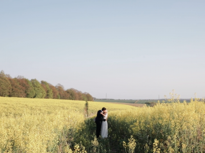 Victoria & David • Stone Barn • Cotswolds Wedding Videography