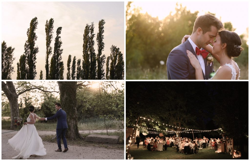 provence wedding film