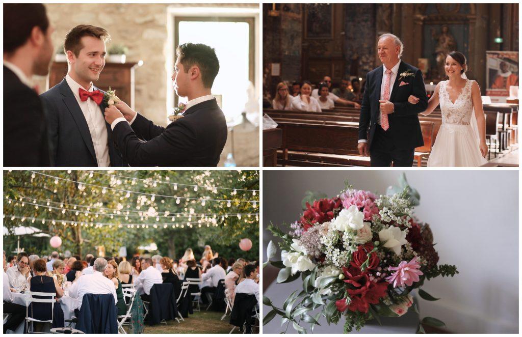 provence wedding film