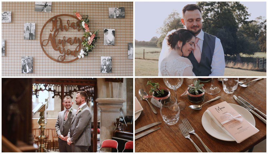field kitchen holt wedding