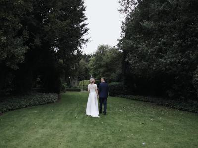 Lauren & Ben Hockwold Hall Wedding